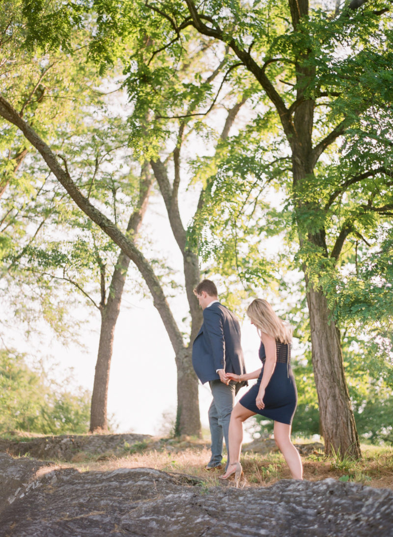 Rural Virginia Engagement, Jodi & Kurt Photography